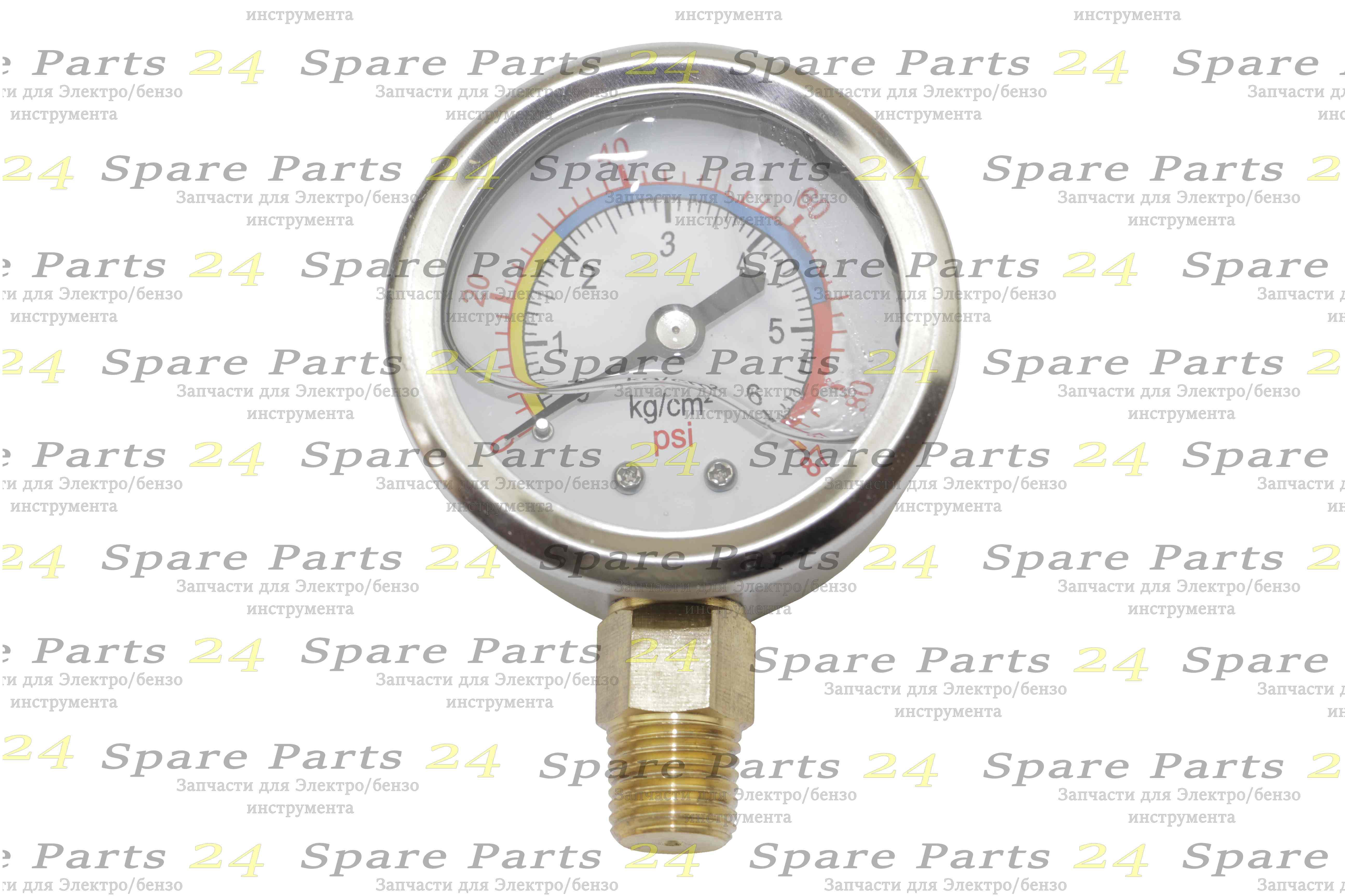 Запчасти для электроинструмента / Монометр компрессора 14