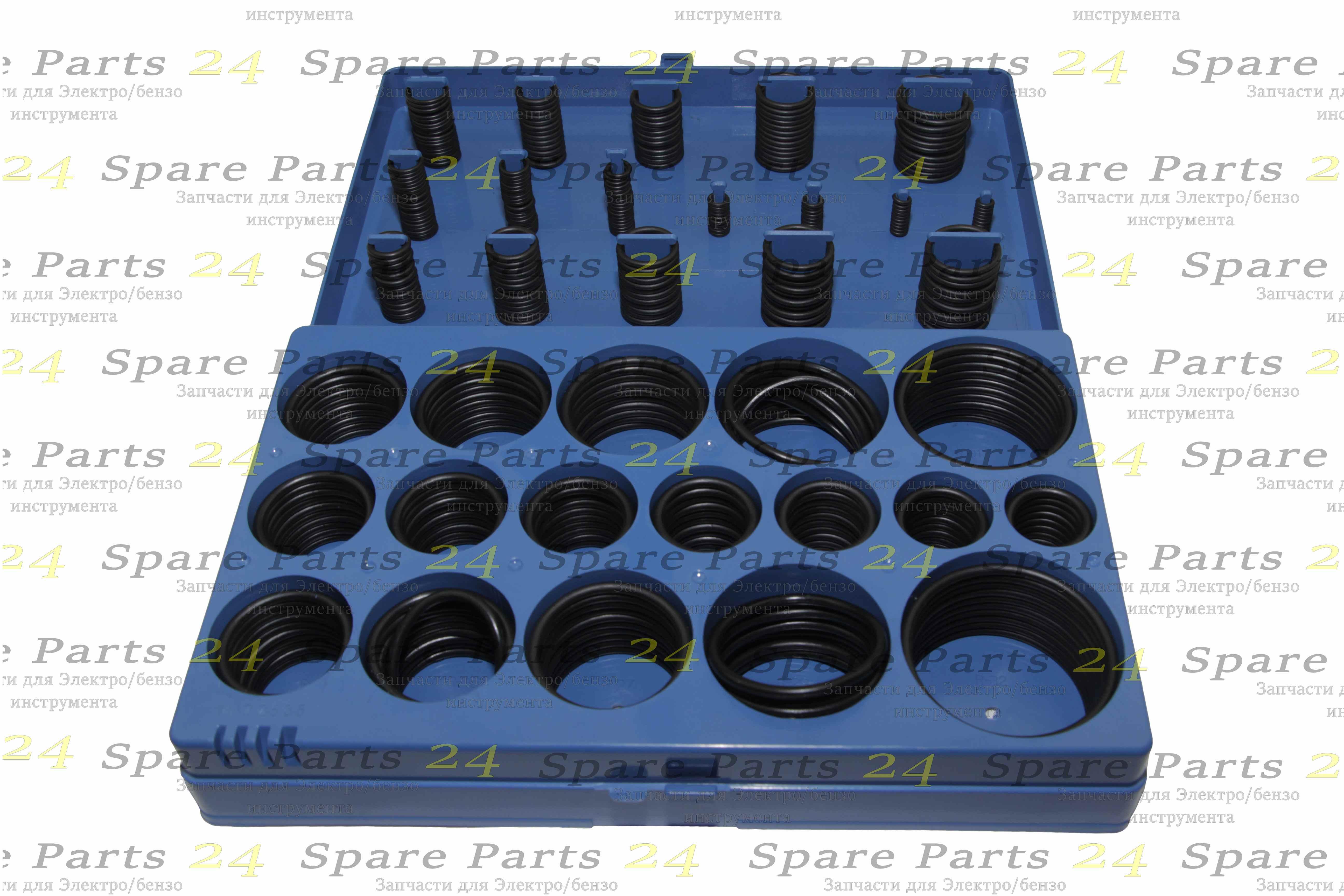 Запчасти для насосов / Набор резиновых колец различных размеров А