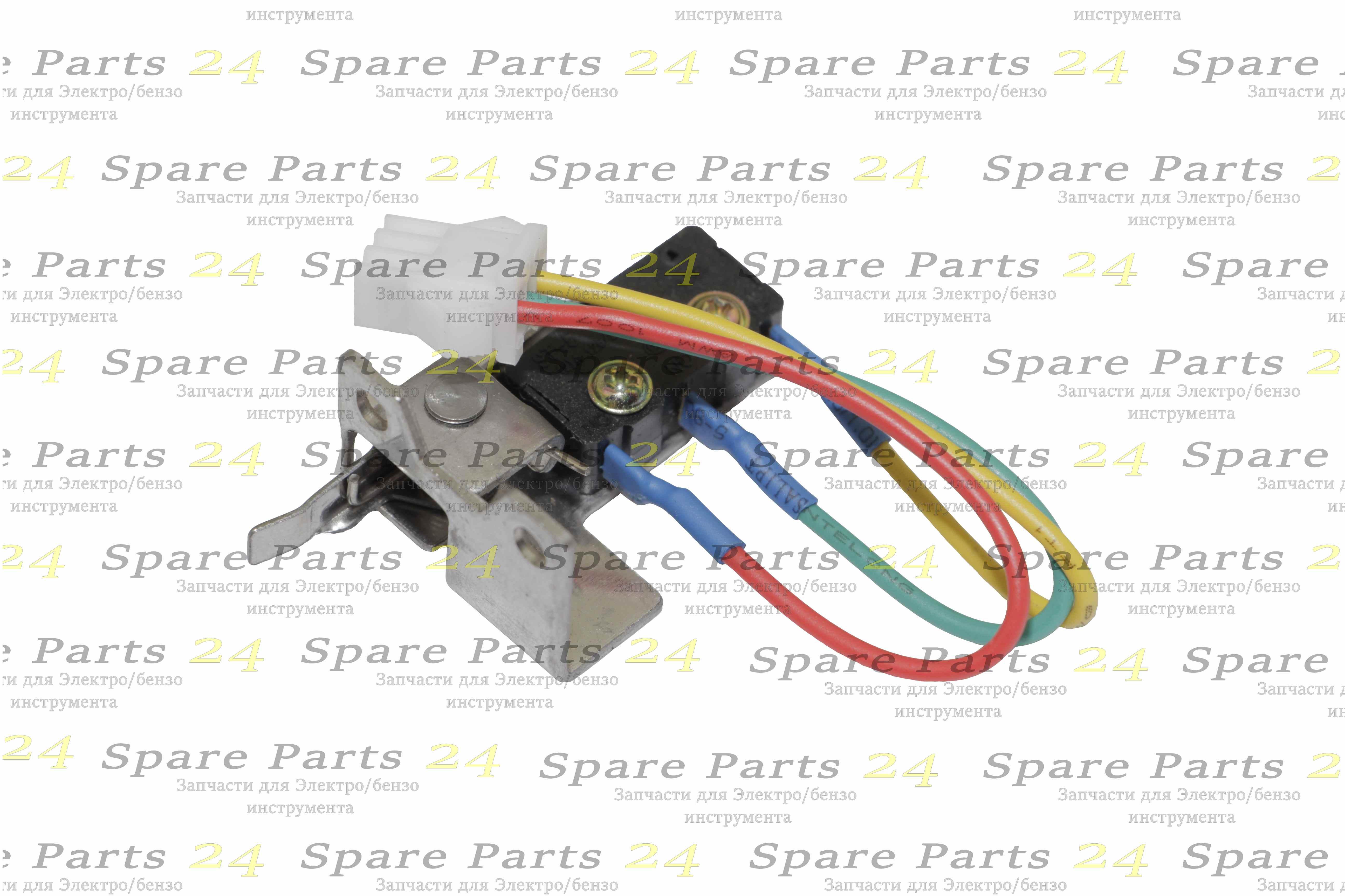 Выключатели / Микровыключатель для газовой колонки 3 провода в корпусе