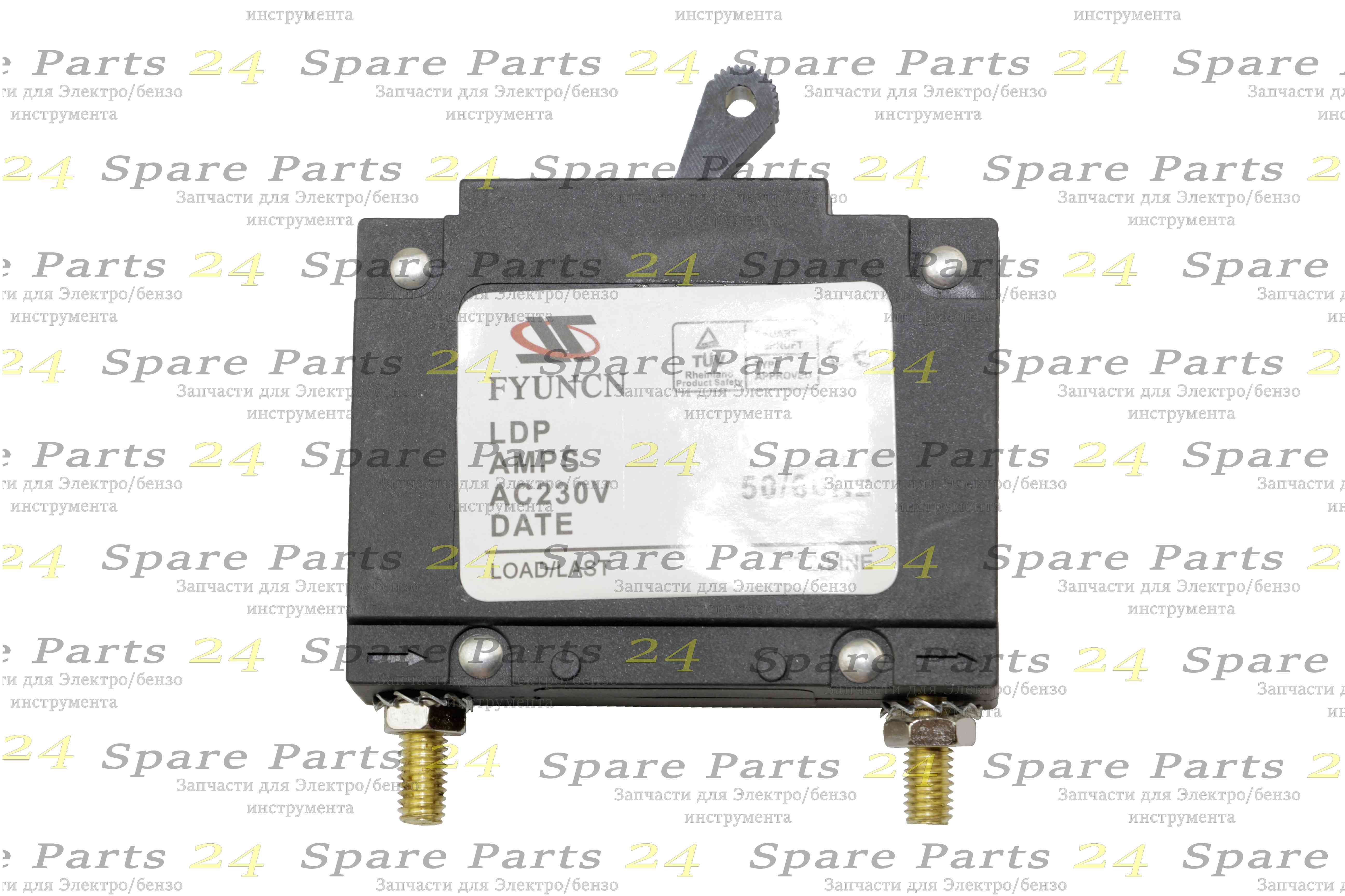 Выключатели / Выключатель -автомат для генератора большой свыше 3 kw-15А