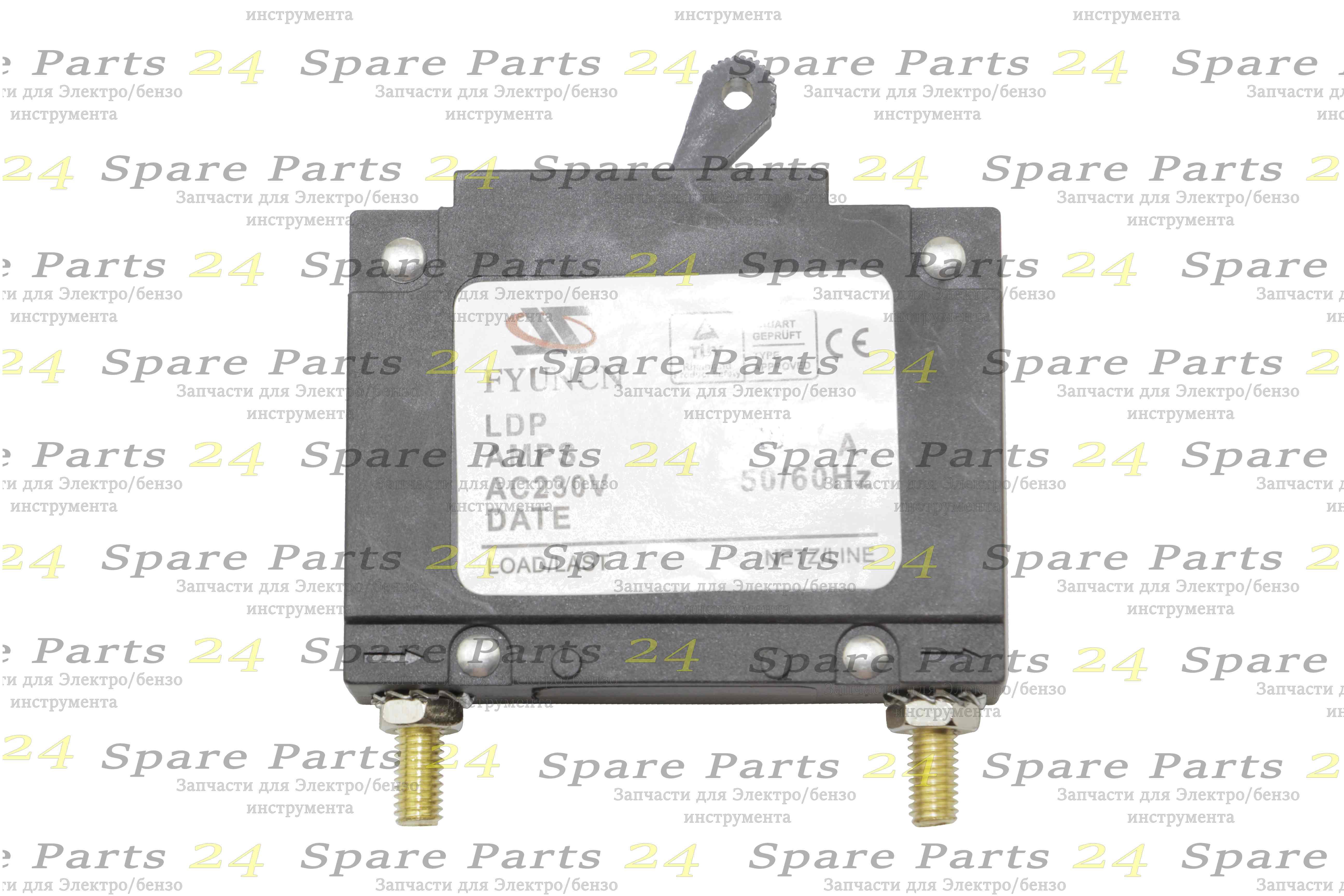 Выключатели / Выключатель -автомат для генератора большой свыше 3 kw-40А