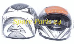 Запчасти для скутеров / Шлем мотоциклетный универсальный