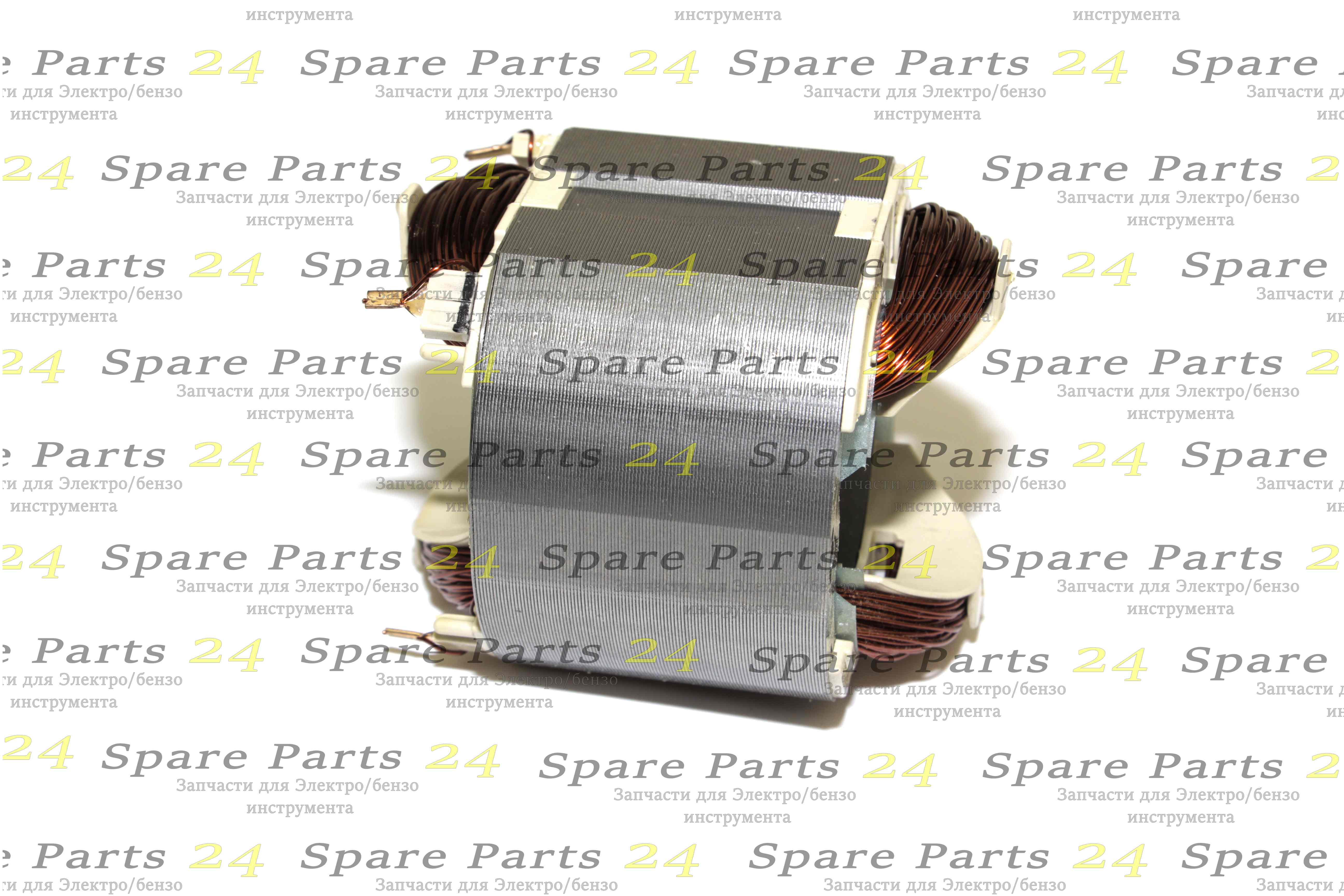 Статоры / Статор подходит для электрокосы КАЛИБР 1500Wt, STURM, Электроприбор без ответных шестерней