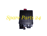 Запчасти для насосов / Автоматика с регулеровкой давления компрессора, 4 выход
