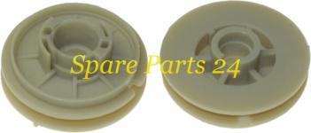 Запчасти для бензотехники / Хроповик стартера подходит для бензопилы типа Пиран-45 (2 зацепа)