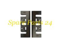 Ножи / Ножи ИНТЕРСКОЛ для рубанка быстрорежущая сталь 110*29*3 мм широкие