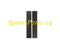 Ножи / Комплект ножей AEZ для рубанков BAIKAL серии GENERAL быстрорежущая сталь марки HCS(65mn)82мм с пазом