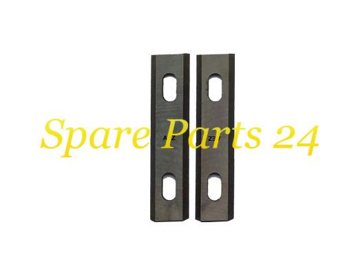Ножи / Комплект ножей AEZ для рубанков КИТАЙ,РЕБИР серии GENERAL быстрорежущая сталь марки HCS (65mn)110мм